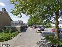 112 melding Besteld ambulance vervoer naar Weegbreestraat in Alphen aan den Rijn