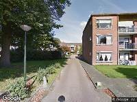 112 melding Besteld ambulance vervoer naar Hoge Veer in Raamsdonksveer