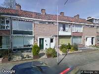 112 melding Ambulance naar Jan Willem Frisoweg in Renesse