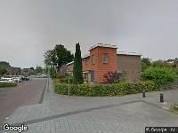 112 melding Ambulance naar Primulastraat in Barneveld