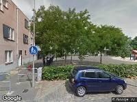 112 melding Brandweer en politie naar Noord-Peterstraat in Arnhem