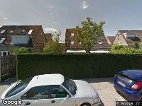 112 melding Besteld ambulance vervoer naar Haydnstraat in Zwijndrecht