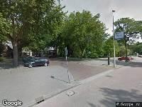 112 melding Ambulance naar Kerkhoflaan in Rotterdam