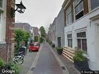Ambulance naar Gasthuisstraat in Haarlem