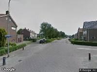 112 melding Brandweer naar Schoolstraat in Genemuiden vanwege brand