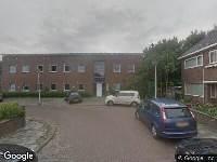 Ambulance naar Gravin Beatrixstraat in Gouda