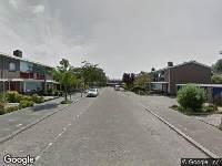 112 melding Ambulance naar Klaas Casterkomstraat in Den Helder