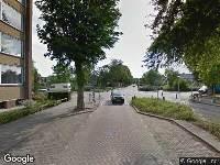 Brandweer naar Jan Campertplein in Weesp vanwege brand