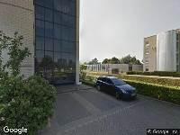 Ambulance naar Hengelosestraat in Enschede vanwege brand