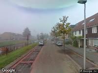 112 melding Ambulance naar Aletta Jacobsstraat in Alphen aan den Rijn