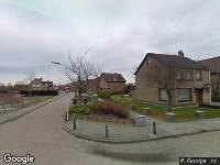112 melding Ambulance naar Rozenstraat in Graauw
