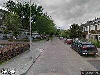 112 melding Brandweer naar Preludeweg in Alphen aan den Rijn