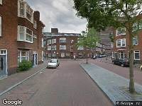 Ambulance naar Bethlehemplein in Dordrecht