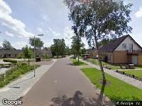 Brandweer naar Harstepaed in Eastermar vanwege gebouwbrand