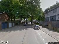 112 melding Ambulance naar De Fallastraat in Tilburg