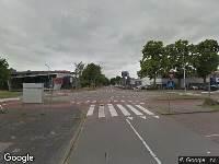 Politie naar Houtwal in Zutphen vanwege letsel