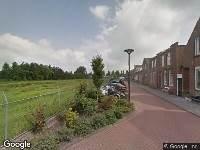 112 melding Ambulance naar Tuinstraat in Boskoop