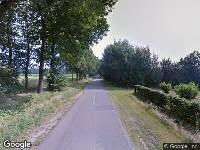 112 melding Ambulance naar Oude Bossche Baan in Helvoirt