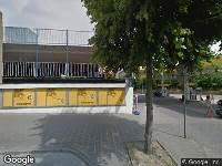 112 melding Ambulance en brandweer naar Ir J.P. van Muijlwijkstraat in Arnhem