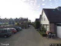 112 melding Ambulance naar Langeweid in Koedijk