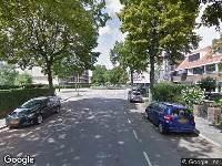 Besteld ambulance vervoer naar Bankastraat in Dordrecht