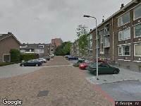 112 melding Ambulance naar Charlotte de Bourbonstraat in Alphen aan den Rijn