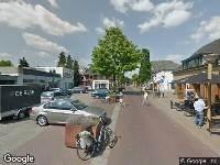 Brandweer naar Dorpsstraat in Vaassen