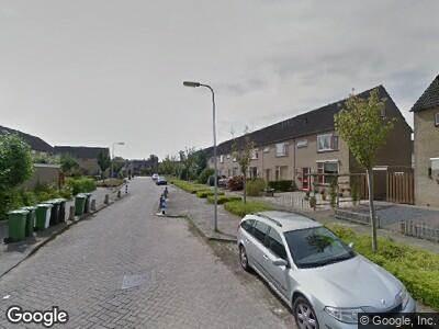 Ambulance naar Hennepstraat in Nieuwpoort