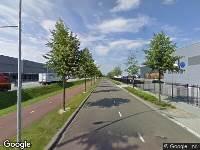112 melding Brandweer naar Zwarthoofd in Etten-Leur