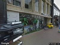 112 melding Ambulance naar Heuvelstraat in Oss