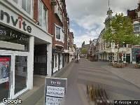 Brandweer naar Parade in Venlo vanwege schoorsteenbrand