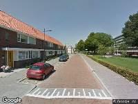 112 melding Brandweer naar Daniël Marotstraat in Breda