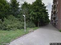 112 melding Ambulance naar Prof. Cobbenhagenlaan in Tilburg