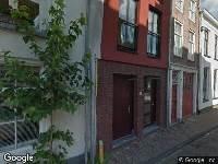 Brandweer naar Kuiperstraat in Zutphen vanwege brand