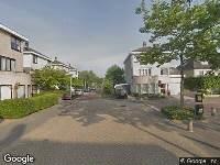112 melding Ambulance naar De Grote Wielen in Amstelveen