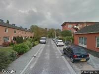 112 melding Brandweer naar Willem van Saendenstraat in Krommenie