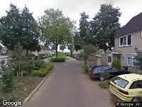 Traumahelikopter naar Joke Smit-erf in Dordrecht