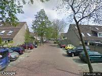 112 melding Ambulance naar Joke Smit-erf in Dordrecht