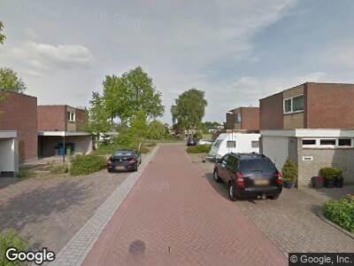 Brandweer naar Het Puyven in Nuenen