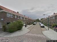 112 melding Ambulance naar Bastiaansstraat in Haarlem