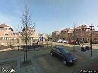 Ambulance naar Kluishof in Maasland