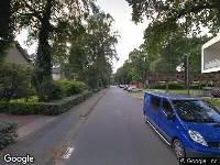 112 melding Besteld ambulance vervoer naar W.A. Scholtenlaan in Doorwerth