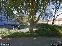 112 melding Ambulance naar Joris Nempestraat in Breda