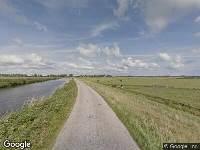 112 melding Brandweer naar Oudelandsdijk in Driehuizen vanwege brand