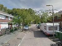 112 melding Ambulance naar Kerkweg in Ridderkerk