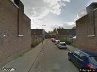 Brandweer naar Dinteloordstraat in Rotterdam vanwege wateroverlast
