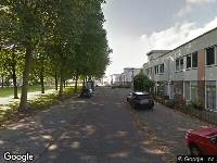 112 melding Ambulance naar 't Blok in Breda
