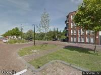 112 melding Brandweer naar Rijnlandstraat in Leidschendam vanwege afgaan rookmelder