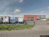 112 melding Politie naar Koopvaardijweg in Oosterhout