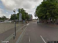 Brandweer naar Rodetorenplein in Zwolle